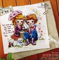 """Набор для вышивания """"Ты мое сердце"""" DOME S3120"""
