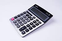 Калькулятор EATES BM 12-V, бухгалтерский, 12 разрядный, 2 вида питания, калькуляторы электронные