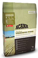 Acana YORKSHIRE PORK (АКАНА Йоркшир Порк) - корм для собак с чувствительным пищеварением (поросёнок), 6кг