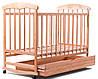 Детская кровать для новорожденных НАТАЛКА с ящиком