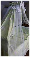 Спальный набор в кроватку для новорожденного Золушка