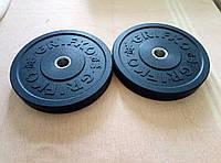 Кроссфит бампера, блины для кроссфита. Bumper plates