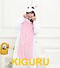Пижама розовый единорог кигуруми