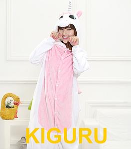 Пижама розовый единорог кигуруми f1e636630c80c
