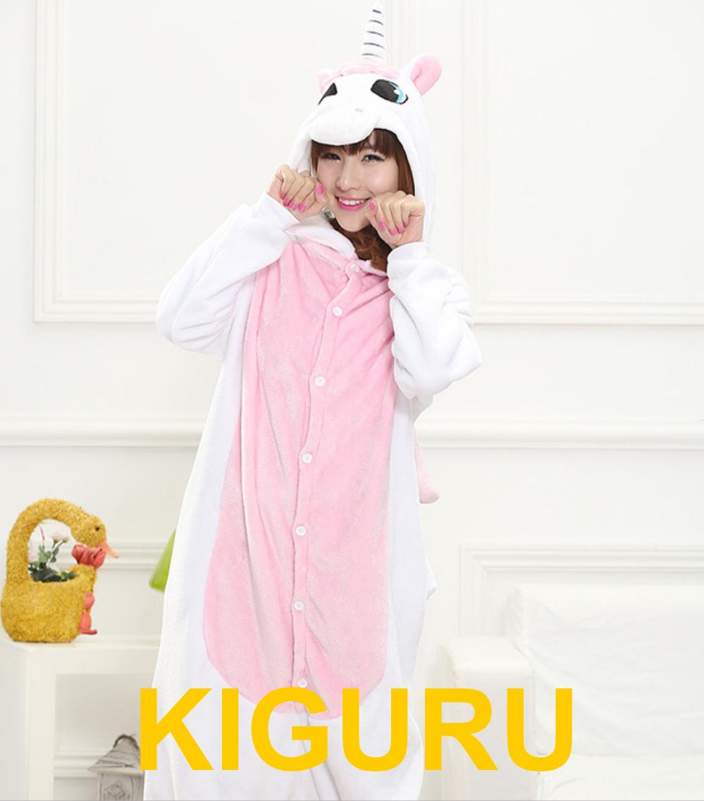 Пижама розовый единорог кигуруми - KIGURU в Киеве