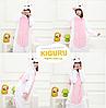 Пижама розовый единорог кигуруми, фото 2