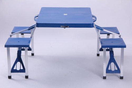 Комплект стол+стулья Пикник АМФ