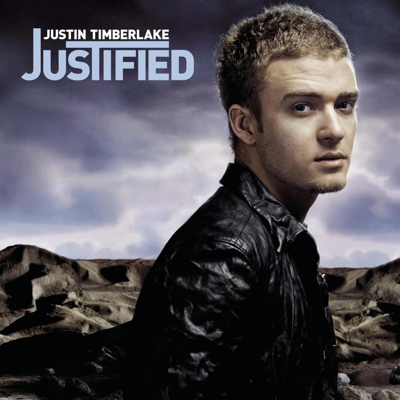СD-диск. Justin Timberlake - Justified