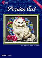 """Набор для вышивания """"Персидская кошка"""" DOME 110805"""