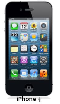 телефоны айфон 4