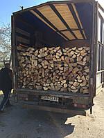 Дрова дубовые колотые с доставкой по Киеву 650грн