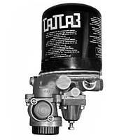 Влагомаслоотделитель с регулятором давл. (8,5 атм.) с адсорб. КамАЗ, МАЗ (ПААЗ)