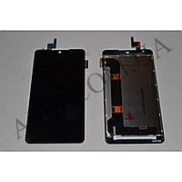 Дисплей (LCD) Bravis Trend черный с тачскрином