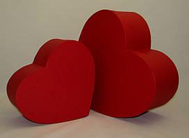 Набор подарочных коробок Сердца