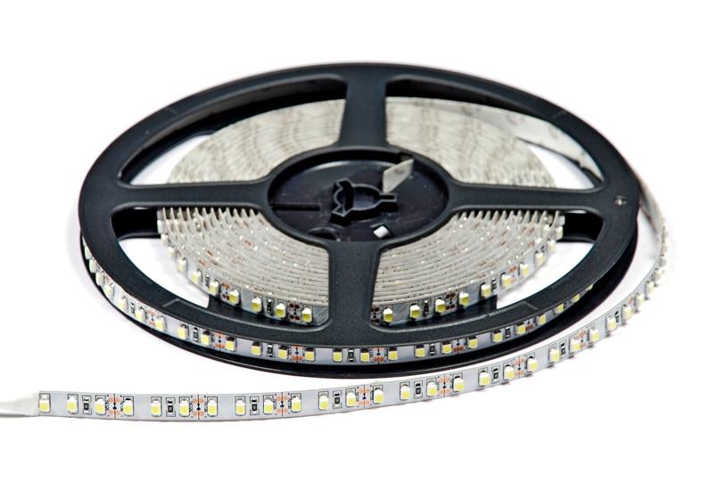 LED лента (в силиконе) 60Led/m SMD2835 4,8W/m IP65 6000K Белый Холодный