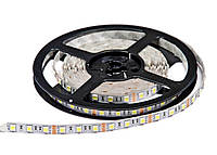 LED лента двухрядная 120Led/m SMD5630 40W/m 12V IP20 6000K Белый Холодный NEW (16мм)