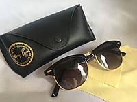 Cолнцезащитные очки унисекс Clubmaster комплект