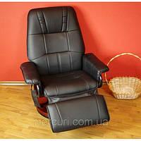 Крісло масажне з підігрівом