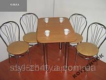 Стіл + 4 крісла в комплекті WENUS