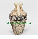 Напольная ваза садовая. Высота 580 мм. Вазы уличные, фото 2