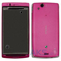 Корпус Sony Ericsson Xperia X12 Arc Pink