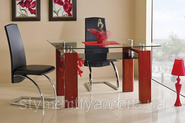 Стіл + 4 крісла. ЛИЗА