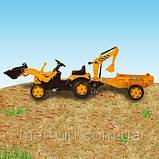 Детский трактор на педали, фото 3