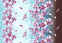 Ткань Цвет вишни 220 см хлопок