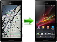 Aksline Замена дисплея Sony Xperia C