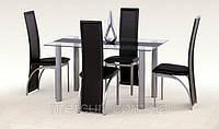 Стол + 4 стула. Обеденный набор