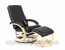Крісло релаксаційно - масажне з підігрівом