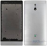 Замена корпуса Sony Xperia P