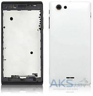 Замена корпуса Sony Xperia J