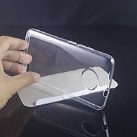 Ультратонкий чехол для Motorola Moto E4