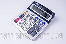 Калькулятор EATES BM-1900T, 12 разрядный, 2 вида питания, прозрачные кнопки, калькуляторы электронные