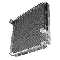 Радиатор водяной КамАЗ-54115 алюминиевый (NOCOLOK) (ШААЗ)
