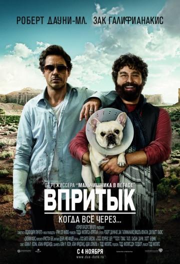 DVD-фильм Впритык (Р.Дауни мл.) (США, 2010)