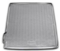 Резиновый коврик в багажник Nissan Pathfinder 2005-2014 полиуретан, Novline