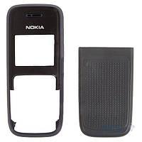 Корпус Nokia 1209 передняя и задняя панель Blue