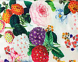 "Ткань шелк набивной ""Армани"" (P5670 дизайн 30), фото 4"