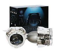 Комплект биксеноновых линз Blu Ray B25H1 Led