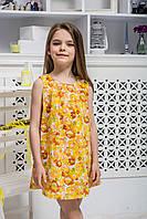 Платье детское Летние Цветы