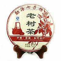 Чай Пуэр Шу Линьцан 2006 года прессованный 357г