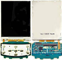 Дисплей (экран) для телефона Samsung B8850 Original
