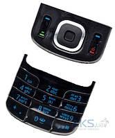 Клавиатура (кнопки) Nokia 6260 Black