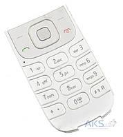 Клавиатура (кнопки) Nokia 3710 White