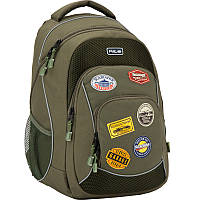 Рюкзак школьный подростковый ортопедический Kite Junior K17-814M, фото 1