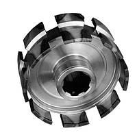 Барабан фрикционный двойной (корпус гидромуфты) КПП Т-150К, Т-156, ХТЗ-17221 (пр-во ХТЗ)
