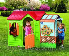 Детский игровой садовый домик  Little Tikes