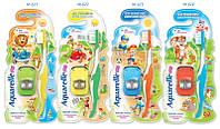 Детские зубные щётки с автомобилем